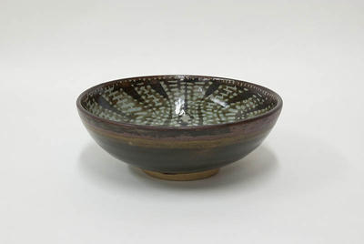 Bowl (Theo Schoon decoration)