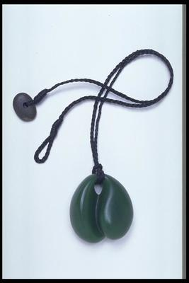 Jade Pendant; 2000.22.1