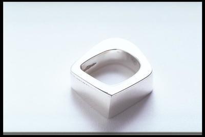 Sterling Ring; 1991.18.1