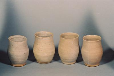 Grey Beakers