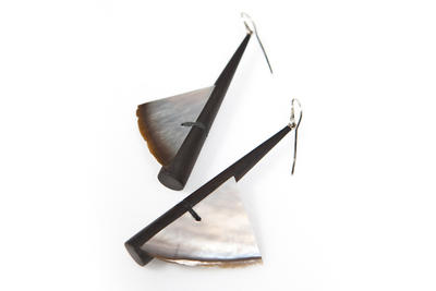 Fly Fish Earrings