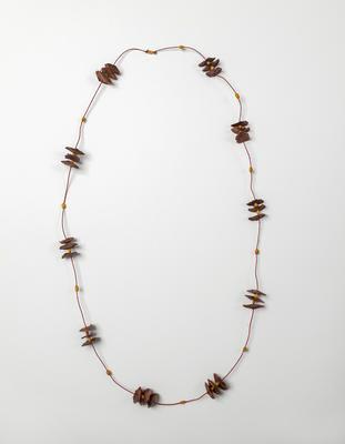 Kauri Seed Necklace