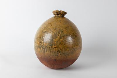 Vase: Thick Lipped Pot