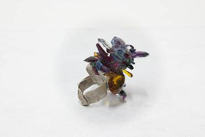 Steinhaufen Ring