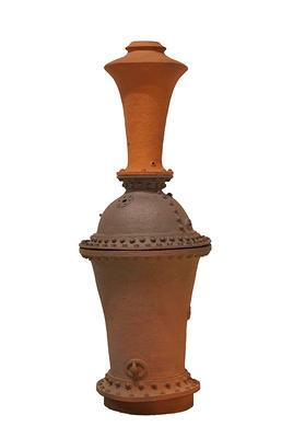 Industracotta #3 (Engine Pot)