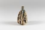 Rock impression bottle