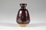 Facetted vase
